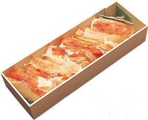 北海道箱壽司