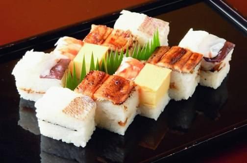 大阪箱壽司