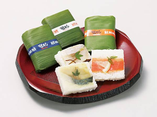 竹葉卷壽司