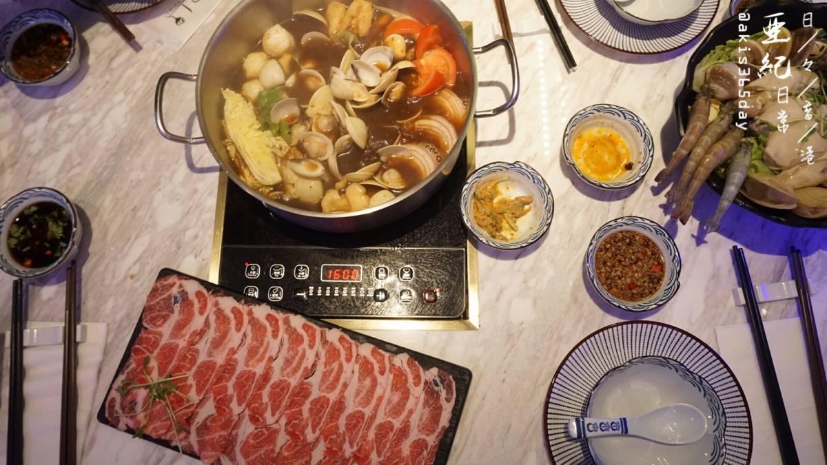 【食の銅鑼灣】遠眺香港夜景の台式火鍋店|101手工涮涮鍋