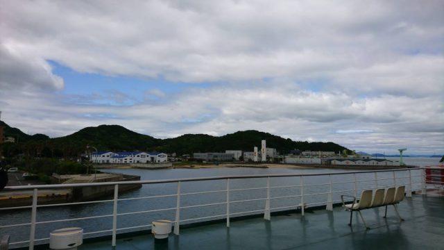 終於見到小豆島