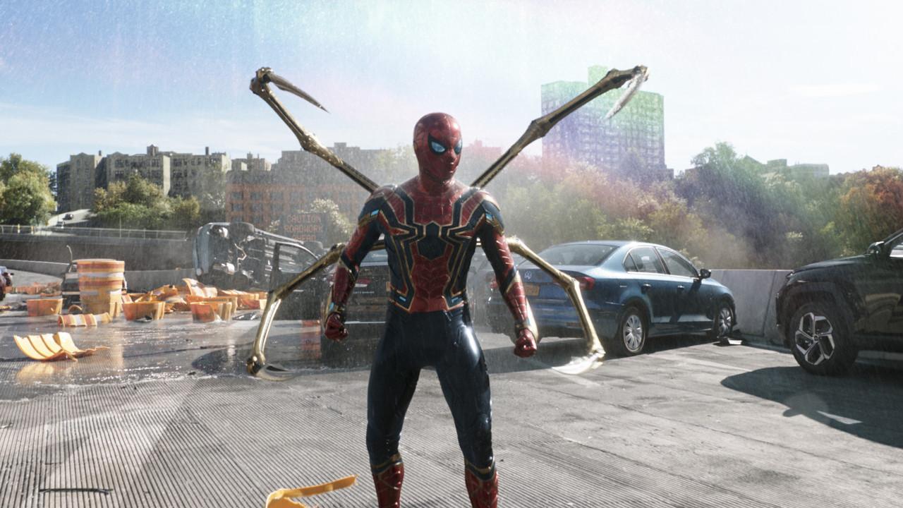 test-《蜘蛛俠:不戰無歸》前導預告引獲瘋傳