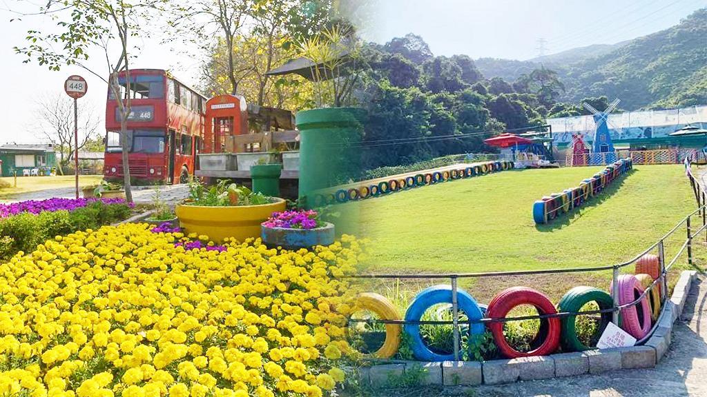 【暑假2021】香港10大親子農莊好去處!28米滑草道/巨型充氣彈床/觀光船遊湖